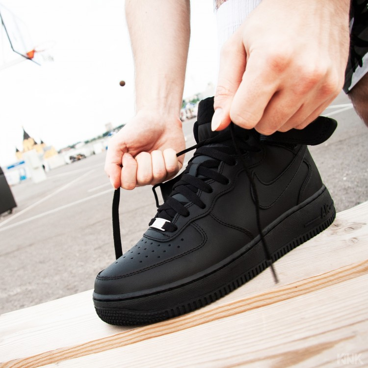 Кеды Nike Air Force 1 mid 315123-001