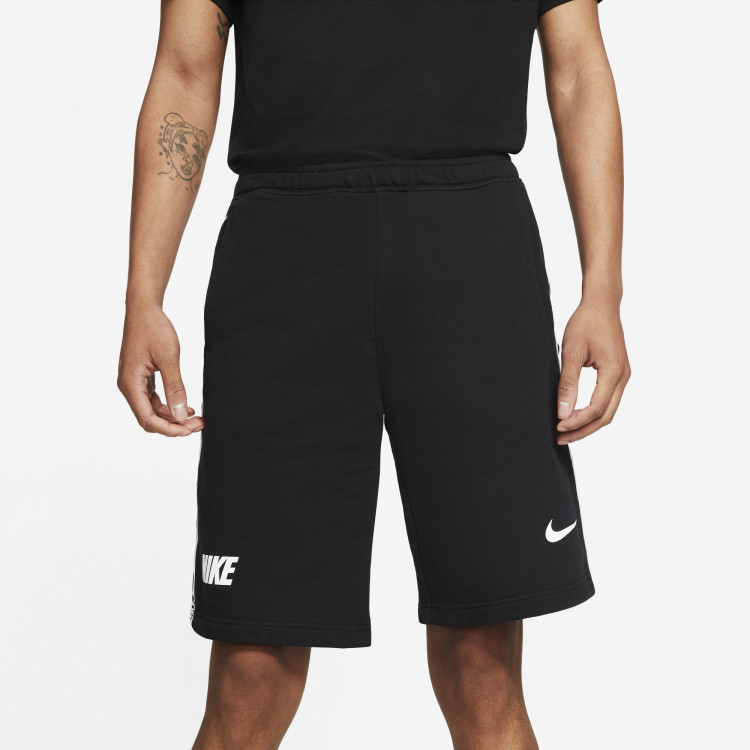 Шорты Nike Repeat FT Short DD4496-010