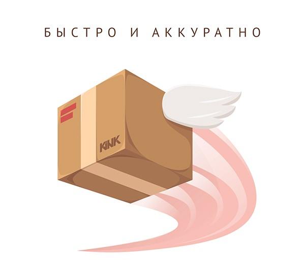 Быстрая доставка по всей России
